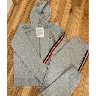 MONCLER - モンクレール スウェット セットアップ 14A 大人もOK