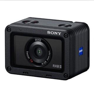 ソニー(SONY)の【新品・未開封】ソニー DSC-RX0M2 (コンパクトデジタルカメラ)