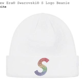 Supreme - supreme New Era® Swarovski® SLogo Beanie
