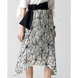 ADORE - アドーア♡レイヤードフラワープリーツスカート