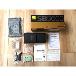 Nikon - Nikon スピードライト フラッシュ SB-5000 元箱付 新品同様品