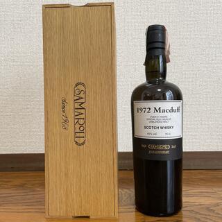サマローリ 35周年 マクダフ 1972-2003 31年 Samaroli (ウイスキー)