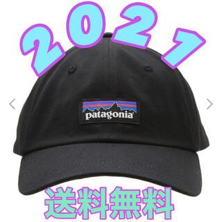 patagonia - P-6 Label Trad Cap P-6 ラベルトラッドキャップ