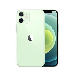 アップル(Apple)の【カナダ版】iPhone 12 mini グリーン256GB SIMフリー交渉可(スマートフォン本体)