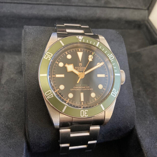 Tudor - 21年3月ギャラTudor black bay Harrods 79230G