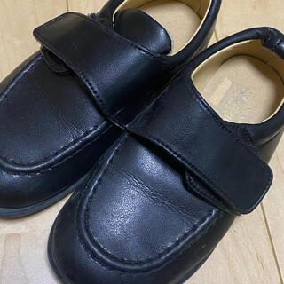 ファミリア(familiar)のファミリア 革靴 16  16cm 靴(ローファー)