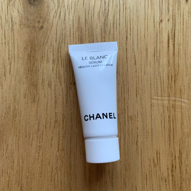 CHANEL(シャネル)のシャネル ルブラン 新美白美容液 5ml 付録 コスメ/美容のスキンケア/基礎化粧品(美容液)の商品写真