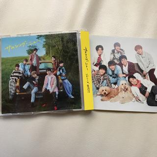 ジャニーズWEST - サムシングニュー ジャニーズwest CD