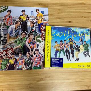 Kis-My-Ft2 - ENDLESS SUMMER<初回盤B>