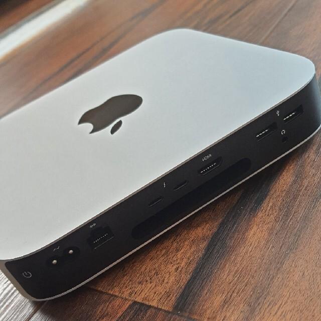 Mac (Apple)(マック)のApple Mac MINI 2020 M1チップ マックミニー 256G スマホ/家電/カメラのPC/タブレット(デスクトップ型PC)の商品写真