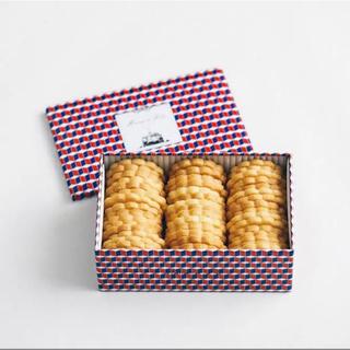 マモン・エ・フィーユ フレンチビスキュイ缶 ショコラ缶(菓子/デザート)