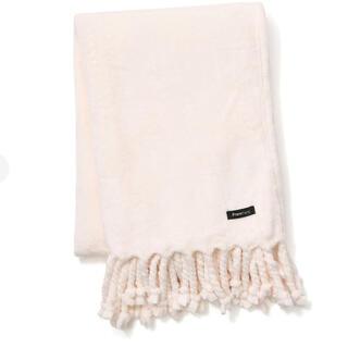 フランフラン(Francfranc)のフランフラン ブランケット ゴーディス スロー(毛布)