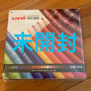 ミツビシエンピツ(三菱鉛筆)の三菱 色鉛筆24色(色鉛筆)