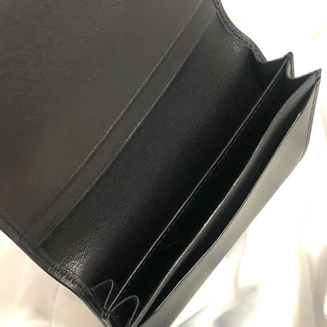 Saint Laurent(サンローラン)のイヴサンローラン カードケース レディースのファッション小物(名刺入れ/定期入れ)の商品写真