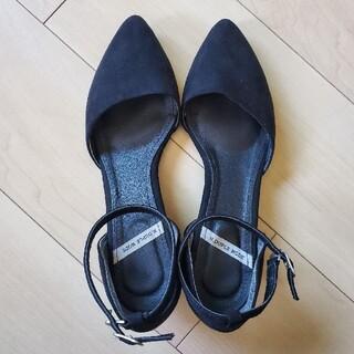 【韓国で購入】黒パンプス(ハイヒール/パンプス)