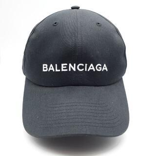 Balenciaga - BALENCIAGA LOGO BASEBALL CAP バレンシアガ ロゴ大名