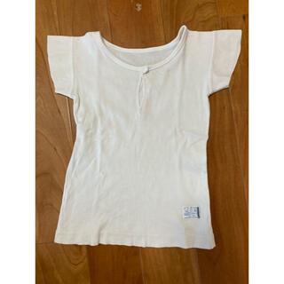 ファミリア(familiar)のファミリア familiar インナー 下着 肌着 半袖Tシャツ 100cm(下着)