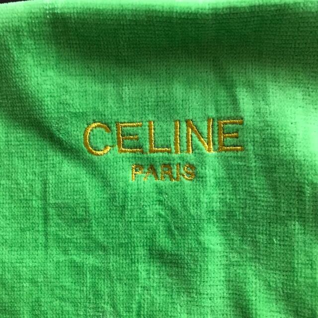 celine(セリーヌ)の新品未使用 セリーヌ  タオル インテリア/住まい/日用品の日用品/生活雑貨/旅行(タオル/バス用品)の商品写真