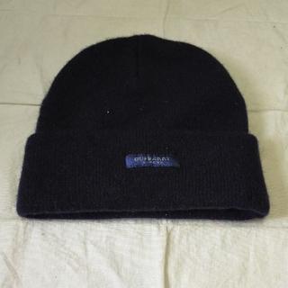 BURBERRY - バーバリーロンドン ニット帽子
