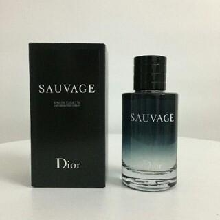 新品 Dior SAUVAGE 香水100ml ディオール(ユニセックス)