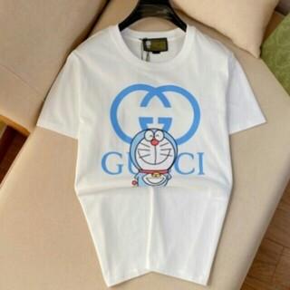 Gucci - 【GUCCI×ドラえもん】2021新作◆レディース コットン Tシャツ