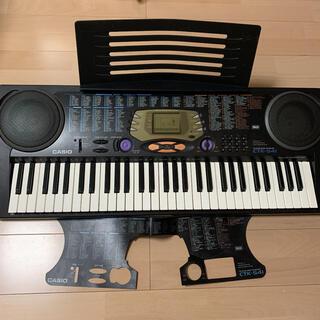カシオ(CASIO)の【送料込】CASIO カシオ 電子キーボード CTK-541(電子ピアノ)