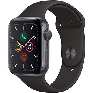 アップルウォッチ(Apple Watch)のApple Watch 5 (GPS+Cellular)(スマートフォン本体)