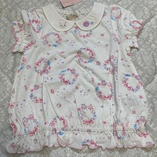 coeur a coeur - クーラクール 半袖Tシャツ 90cm