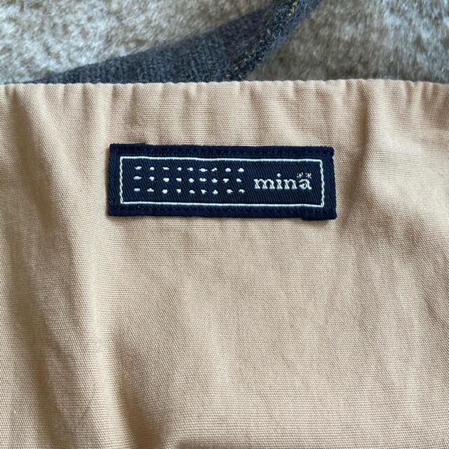 mina perhonen(ミナペルホネン)の◆mina yuki no hi トートバッグ◆ レディースのバッグ(トートバッグ)の商品写真