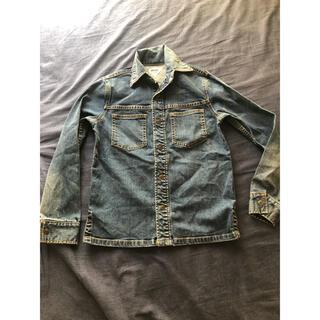 ロンハーマン(Ron Herman)の新品 RHC ロンハーマン オリジナル デニムシャツ デニムジャケット XS (Gジャン/デニムジャケット)