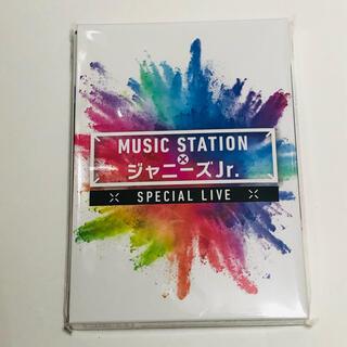 ジャニーズジュニア(ジャニーズJr.)のMステ × ジャニーズJr DVD(ミュージック)