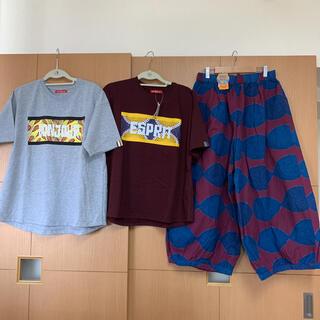 チャイハネ(チャイハネ)のチャイハネ  Tシャツ2枚&パンツセット (Tシャツ(半袖/袖なし))