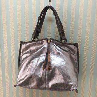アッシュペーフランス(H.P.FRANCE)のイタリア製 Alchimia アルキミア バッグ USED(ハンドバッグ)
