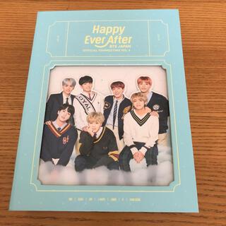 防弾少年団(BTS) - BTS Happyeverafter ハピエバ DVD