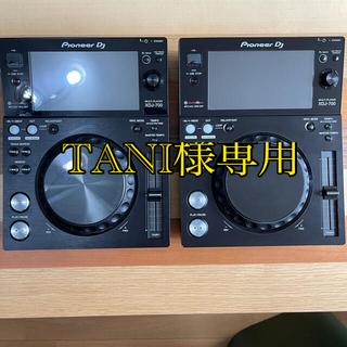 パイオニア(Pioneer)のXDJ-700 pioneer 2台セット(PCDJ)