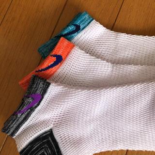 ナイキ(NIKE)のナイキNIKE☆靴下・ソックス3P(ソックス)