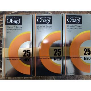 オバジ(Obagi)の☆専用☆オバジC25セラムネオ 3個set 新品未開封(美容液)