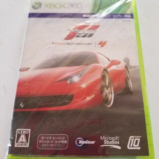 エックスボックス360(Xbox360)のForza Motorsport 4 XB360(家庭用ゲームソフト)