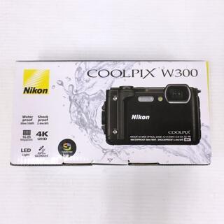 Nikon - 未使用 Nikon COOLPIX W300 耐衝撃 防水30m