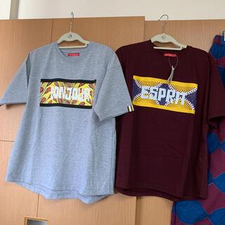 チャイハネ(チャイハネ)のチャイハネ Tシャツ2枚セット(Tシャツ(半袖/袖なし))