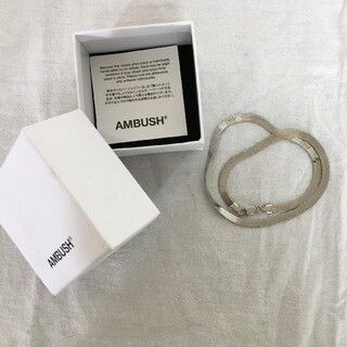 AMBUSH - ナイキ アンブッシュ ネックレス