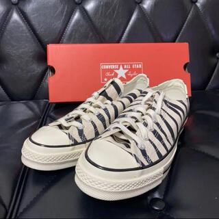 CONVERSE - Converse コンバース Zebra Chuck CT70