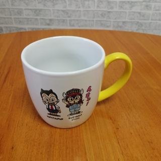 スリーコインズ(3COINS)のコーヒーカップ アラレちゃん 着払い出品(グラス/カップ)
