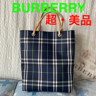 BURBERRY - バーバリー(BURBERRY) トートバッグ