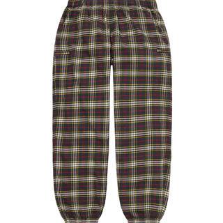 シュプリーム(Supreme)のSupreme Tartan Flannel Skate Pant(その他)