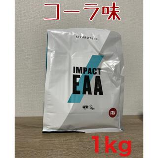 マイプロテイン(MYPROTEIN)の【未開封新品】マイプロテイン EAA コーラ味 1kg(アミノ酸)