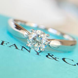 Tiffany & Co. - ティファニー ハーモニー 0.32ct 9号
