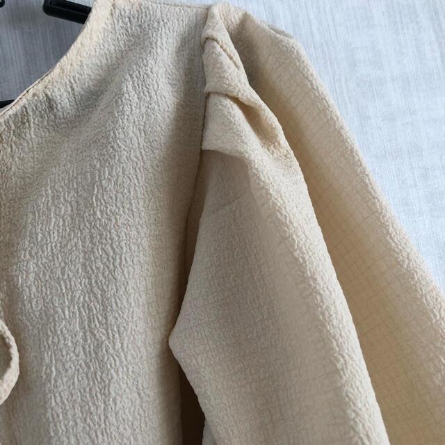 しまむら(シマムラ)のしまむら ブラウス Mサイズ レディースのトップス(シャツ/ブラウス(長袖/七分))の商品写真