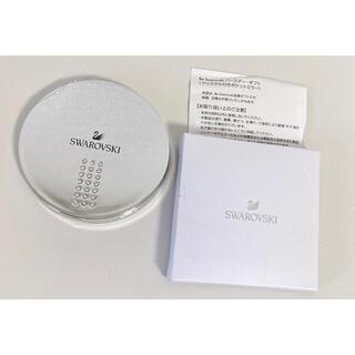 SWAROVSKI - 〔新品〕スワロフスキー クリスタル付きポケットミラー