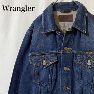 ラングラー(Wrangler)の★ Wrangler デニムジャケット Gジャン ラングラー ビッグサイズ(Gジャン/デニムジャケット)